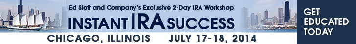 Ask Your Questions to America's IRA Experts on June 12. Learn more here