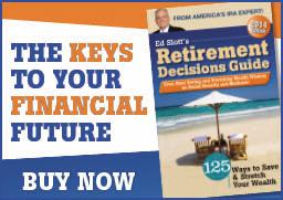 Purchase Ed Slott's retirement-saving guide