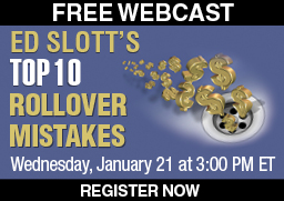Learn About the Top 10 Rollover Mistakes