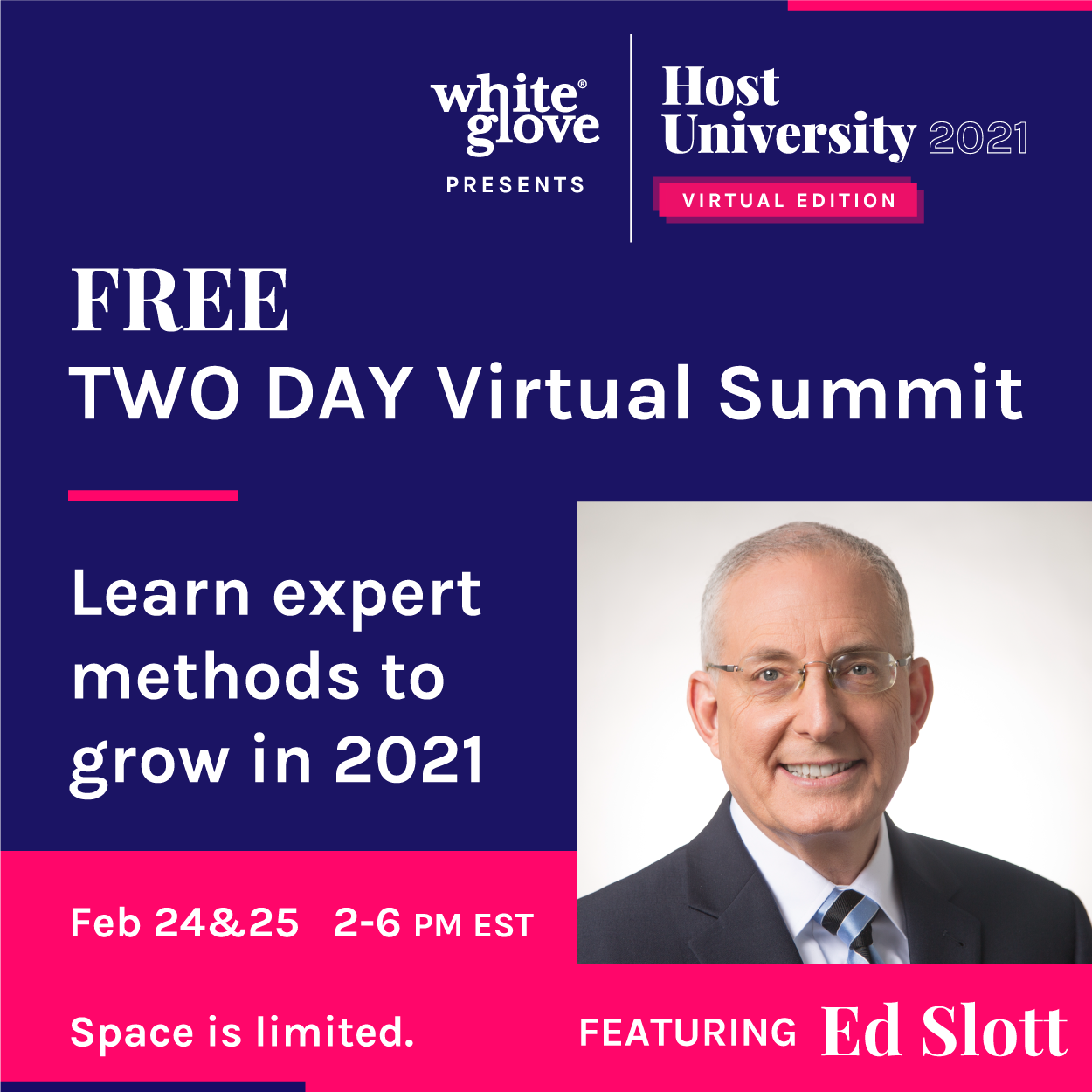 Host U Virtual Summit