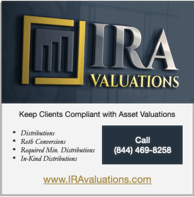 IRA Valuations