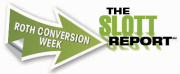 ed slott roth conversion week